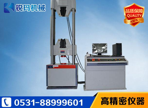钢绞线专用拉力试验机